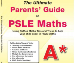 PSLE Maths Books