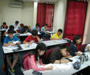 PSLE Preparation (Heuristics) Maths Camp